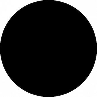 Czarno krąg