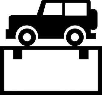 Jeep. samochód