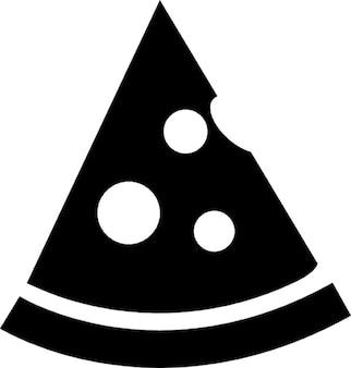 Kawałek pizzy