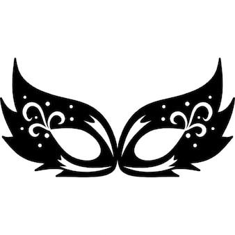 Maski karnawałowe projekt