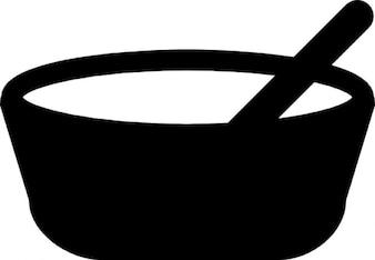 Miska naczynie kuchenne gotowanie