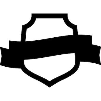Nagroda symboliczna tarcza z banerem