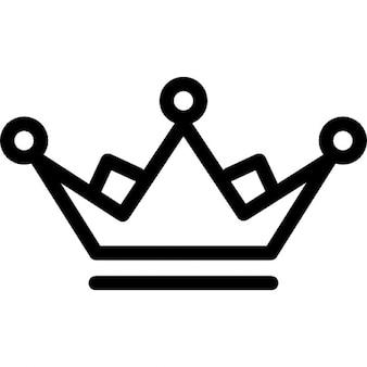 Obraz korony