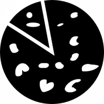 Pizzy w plasterkach