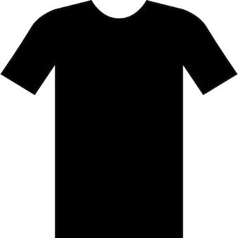 Proste t-shirt