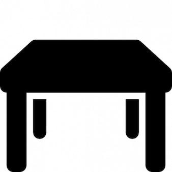 Prosty stół