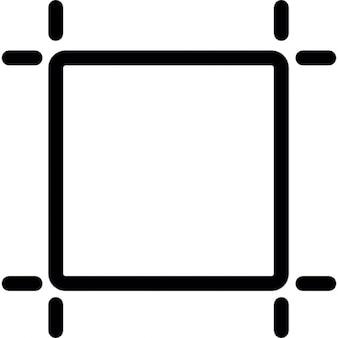 Przycisk obrazu redimension dla interfejsu