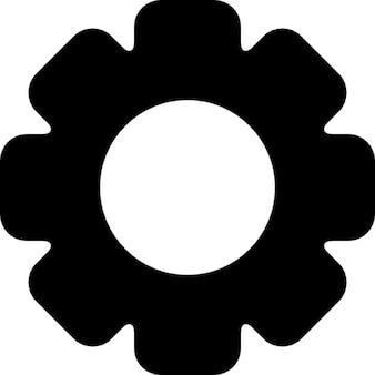 Symbol konfiguracji interfejsu biegów