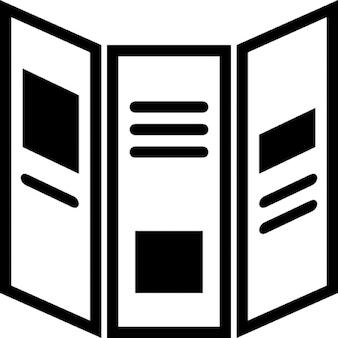 Tryptyk broszura