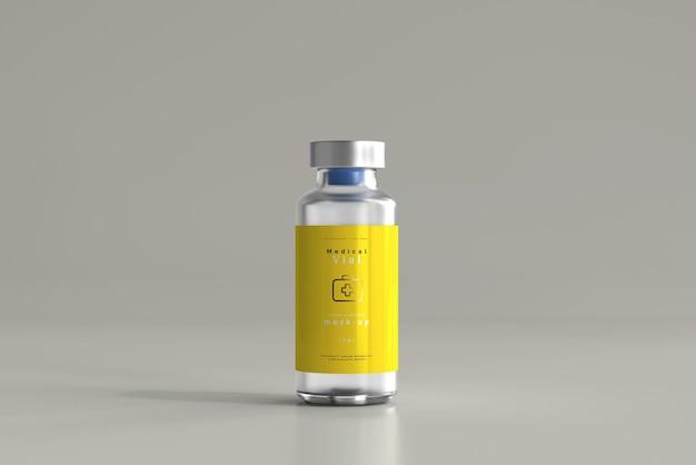 10 ml butelka fiolki makiety