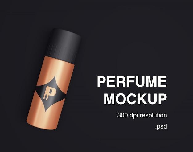 3d makieta perfum psd