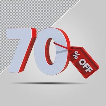 3d procenty 70 procent oferty