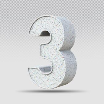 3d wzór marmuru numer 3