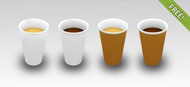 4 free ikony coffee cup