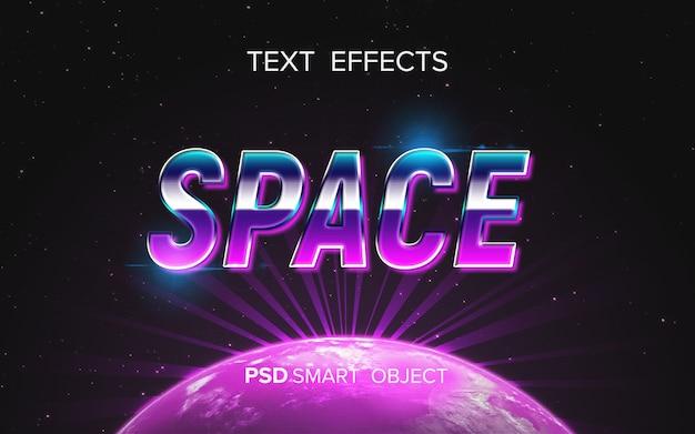 Abstrakcyjny efekt tekstu arkadowego