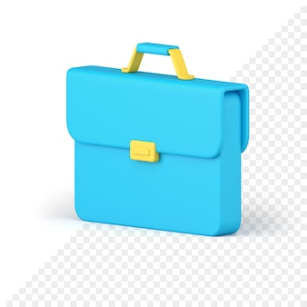 Aktówka 3d ikona
