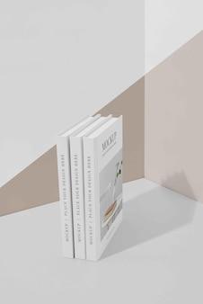 Aranżacja makiety okładki książki