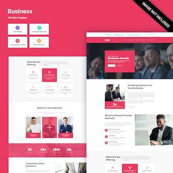 Biznesowy interfejs internetowy