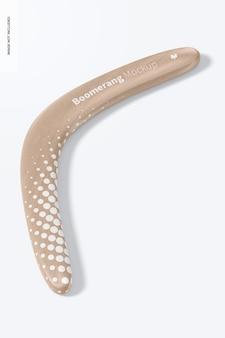 Boomerang mockup