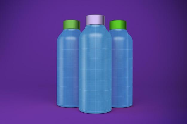 Butelka Wody Premium Psd