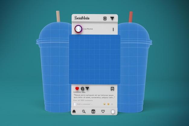 Cafe media społecznościowe v2
