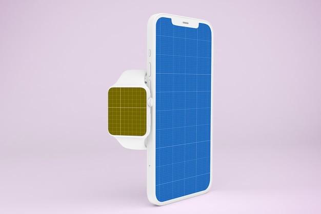 Clay inteligentny telefon i inteligentny zegarek