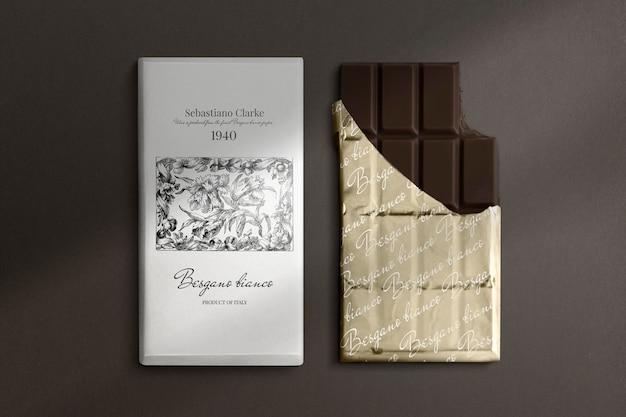 Czarno-białe wzorzyste makiety zeszytów
