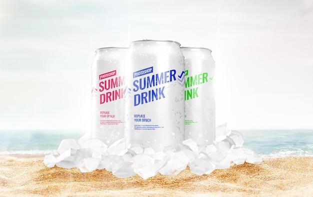 Czy reklama picia na makiecie bacha?