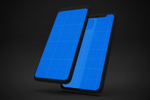 Dark two smartfony