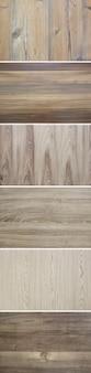 Drewna tekstury tła spakować psd
