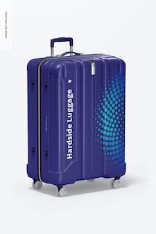 Duża makieta bagażu sztywnego