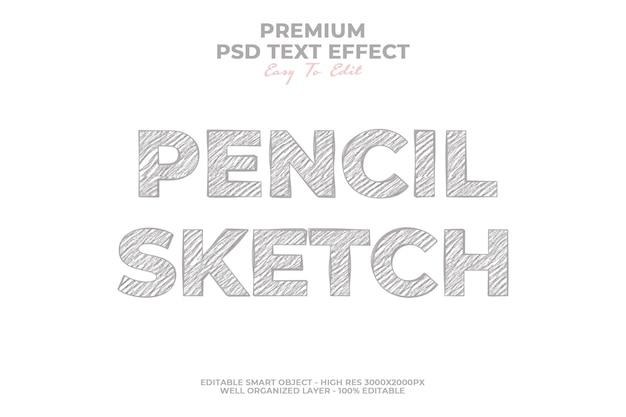 Efekt stylu ołówka