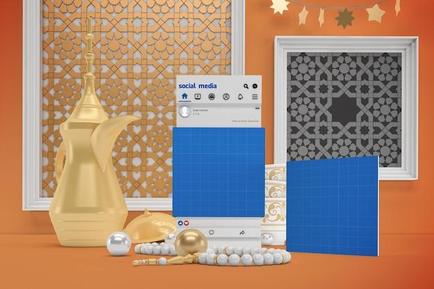 Eid social media v1 makieta