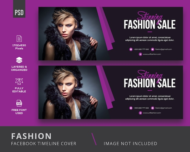 Fashion facebook covers