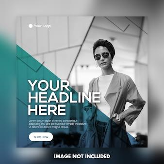 Fashion post post banner banner