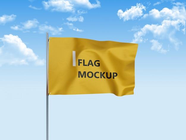 Flaga makiety