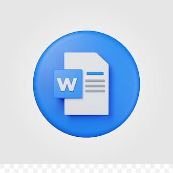 Format dokumentu renderowania 3d