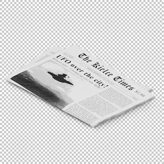 Gazeta izometryczna