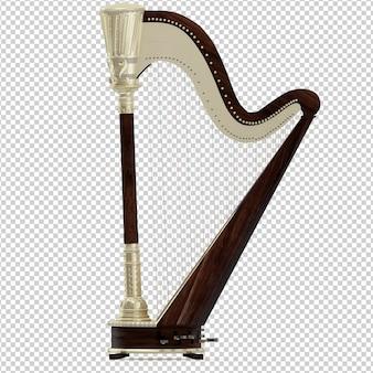 Harfa izometryczna