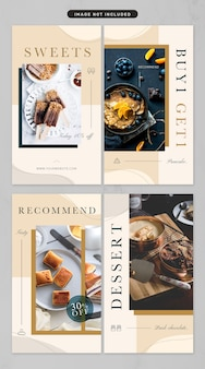 Historia mediów społecznościowych w temacie luksusowej kuchni