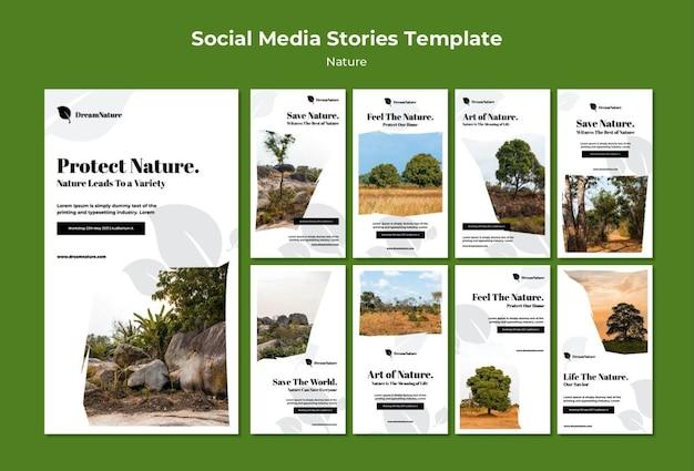 Historie z instagrama przyrody