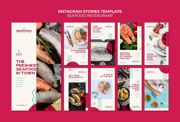 Historie z instagrama restauracji owoce