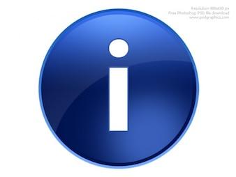 Informacje ikonę