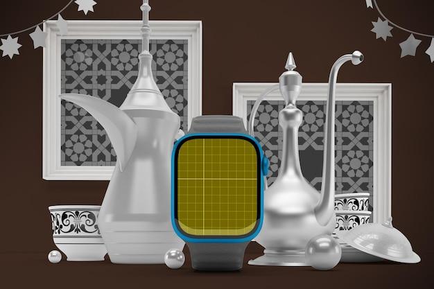 Inteligentny zegarek eid v1