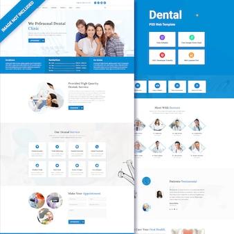 Interfejs dental web