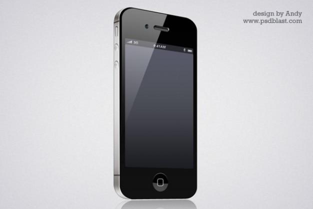 Iphone ikona formacie psd