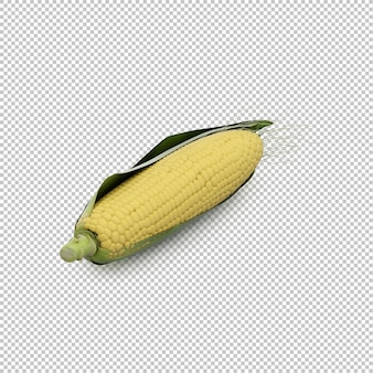 Izometryczna kukurydza