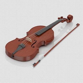 Izometryczne skrzypce