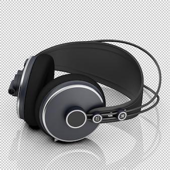 Izometryczne słuchawki