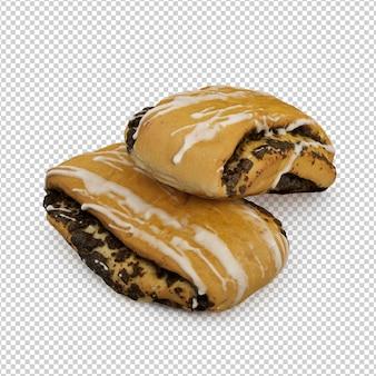 Izometryczny deser